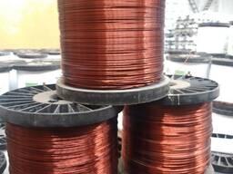 Эмальпровод ПЭТВ-2 ПЭТВ-А. Обмоточные провода Al, Cu