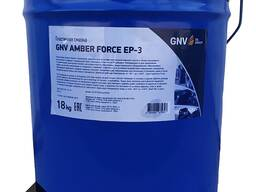 EP-3 Смазка пластичная GNV Amber Force