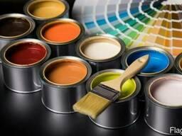 Эпоксидные краски, грунтовки, лак для бетонных полов.