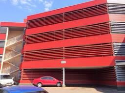 Фасады для паркингов
