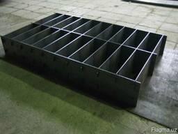 Форма для изготовление пеноблоков из влагостойкой фанеры