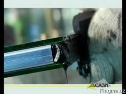 Герметик для стеклопакетов Стиз 20 Двухкомпонентный поли сул