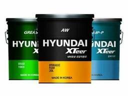 Гидравлическое масло Hyundai X-Teer AW 68