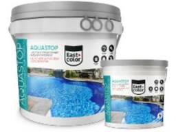 Гидроизоляционный жидкий материал Aquastop 15кг.