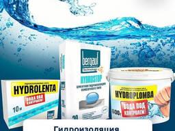 Гидроизоляционные услуги и материалы от Bergauf Качество 100