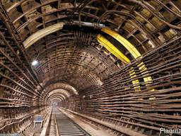 Гидроизоляция кабельного тоннеля