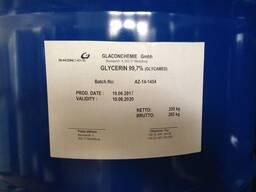 Глицерин производство Германия