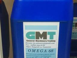 GMT OMEGA 68 -20L. Компрессорное масло для компрессорного оборудования