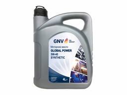 Моторное масло GNV Global Power Synthetic 5W-40 А3/В4