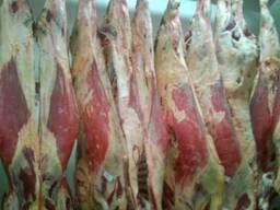 Говядина корова замороженная четверти 1,2 категория