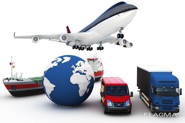 Автомобильные грузоперевозки по всему миру.