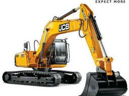 Гусеничный экскаватор JCB JS205LC