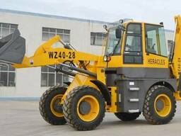 Heracle WZ 40-28 Экскаватор погрузчик