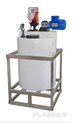 Хлораторное оборудование - Станция дозирования гипохлорита натрия