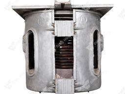 Индукционная нагревательная металлическая плавильная печь