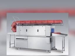 Инновационная моющая машина для габоритных посуд