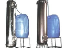 Ионообменный фильтр (фильтр умягчения воды) (Производительность: до 5 куб. м/час)