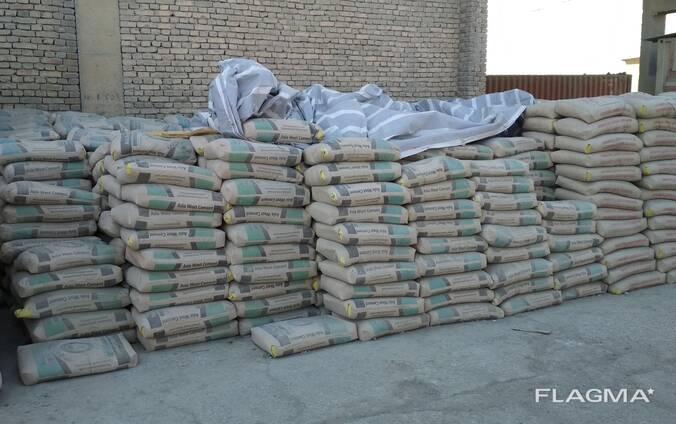 Иранский цемент высшего качества 500-525 марка