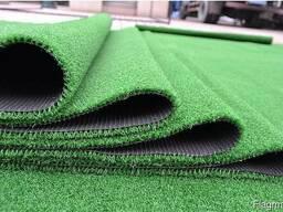 Искусственный газон. Искусственная трава. Резиновая плитка.