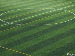 Искусственный газон. Строительство футбольных полей под ключ