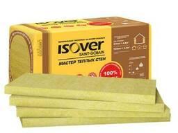 Isover мастер теплых стен (1000х600х50мм) 4,8м2.