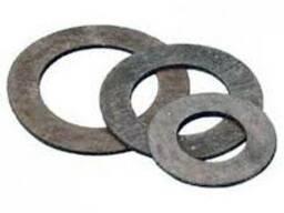 Изделия фрикционные асбестовые для муфт сцепления 14-1601138