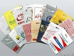 Изготовление пакетов с вырубной ручкой в Ташкенти