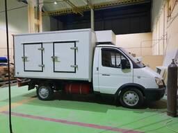 Изотермические низко температурные будки на грузовые машины.
