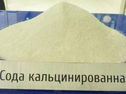 Кальцинированную сода (техническая) на экспорт