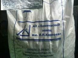 Кальций хлористый пищевой, Россия, мешок по 25 кг.