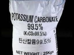 Калий углекислый / карбонат калия / Поташ