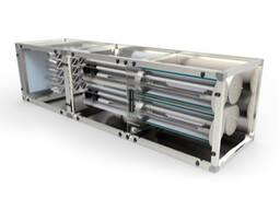 Канальные очитители воздуха для систем вентиляции КФУ2Э