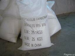 Карбонат калий (ПОТАШ)