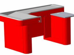 Кассовый стол для магазинов