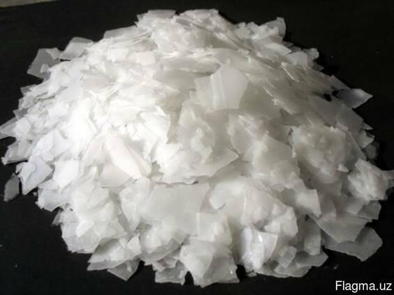 Каустическая сода чешуированная 98% Китай