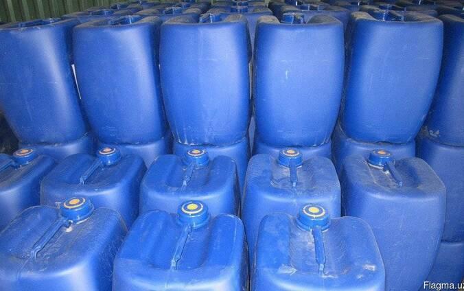 Каустическая сода (Гидроксид натрия) жидкая 40% ная