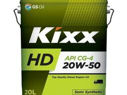 KIXX HD CF-4 20W-50, 20L