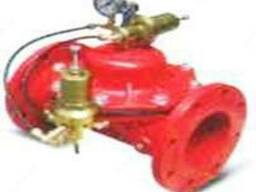 Клапан предотвращения DN-100