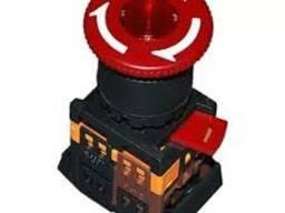 Кнопка грибок поворотная BS542