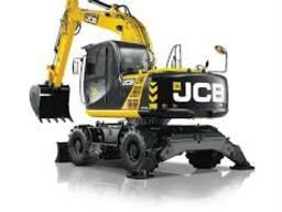 Колёсный экскаватор JCB JS160W! (Производство Англия)