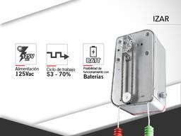 Комплект автоматики Erreka IZAR для секционных промышленных