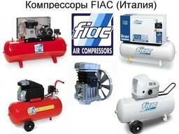 Компрессор воздушный поршневой AB 300-515 Fiac (Италия)