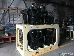 Компрессор Высокого давление от 30 атм/бар до 450 атм/бар