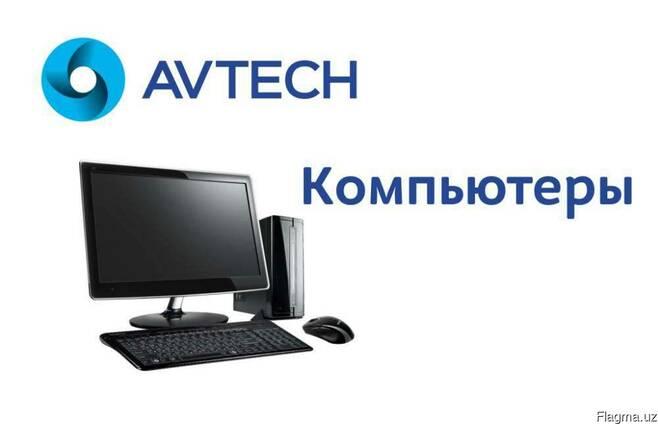 Компьютерная техника для вашего бизнеса от Av Tech