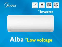 Кондиционер Midea ALBA 12 Inverter Low voltage