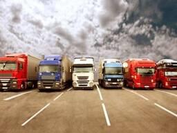 Перевозки автотранспортом до СНГ