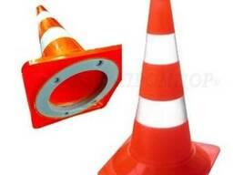 Конусы дорожные сигнальные марки кс