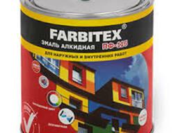 Краска акриловая влагостойкая Farbitex pro rossiya