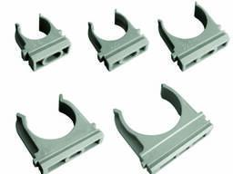 Крепеж (клипсы) для труб д2 мм