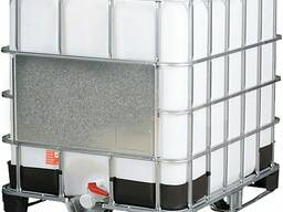 Кубовка Бочка Еврокуб 1-сорт. качественный. Из под октана. Ёмкость
